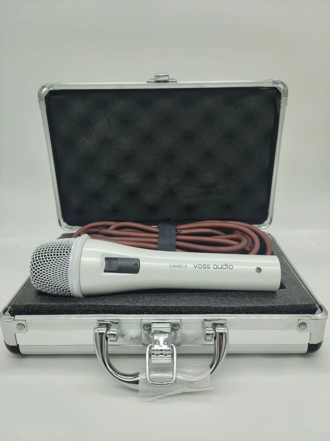 VOSS AUDIO WIRED MICROPHONE